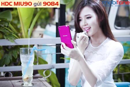 Có ngay 5.5 GB Data khi đăng ký thành công gói MIU90 MobiFone