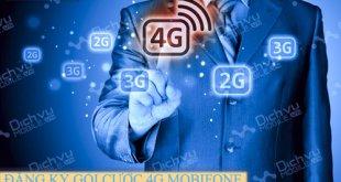 Đăng ký gói cước 4G MobiFone HD70 được ngay 2.4GB tốc độ cao