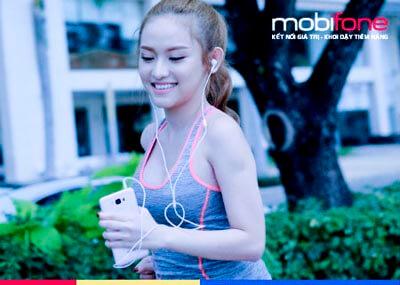 Soạn tin: BV HDP100 gửi 9084 để đăng ký gói cước 4G MobiFone