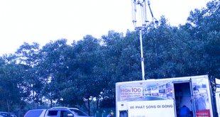 MobiFone điều xe MobiCar phục vụ APEC 2017