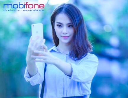 Soạn tin: BV HDP200 gửi 9084 để đăng ký gói cước 4G MobiFone