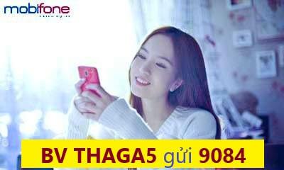 Đăng ký gói cước THAGA MobiFone để nhận ngay ưu đãi 60 GB Data