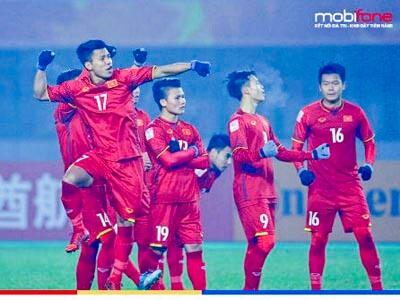 MobiFone tặng 2 tỷ đồng cho đội U23 Việt Nam dành chiến thắng trận bán kết