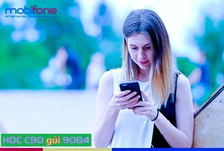 Đăng ký gói cước 4G HD70 MobiFone có ngay 2.4G không giới hạn tốc độ cao