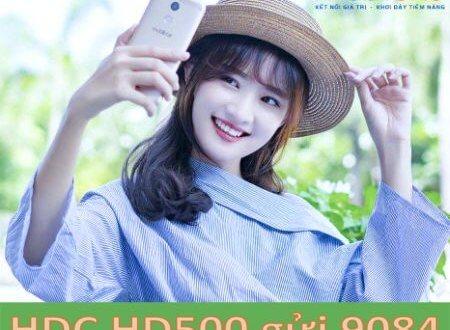 Gói cước HD500 MobiFone nhận ngay 32 GB tốc độ cao