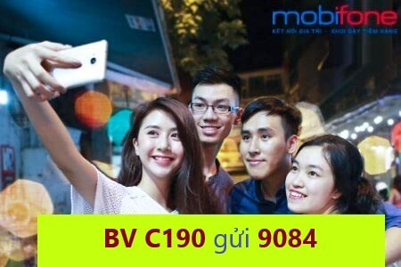 Đăng ký thành công gói cước C190 của MobiFone nhận ưu đãi khủng