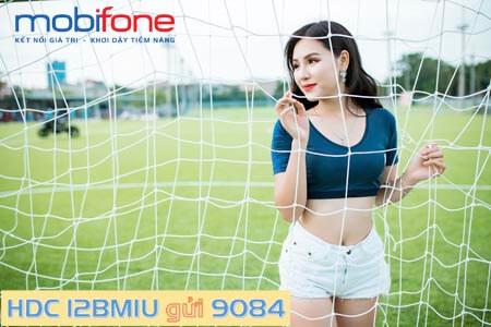 Đăng ký gói cước 12BMIU MobiFone - sử dụng gói BMIU 12 tháng