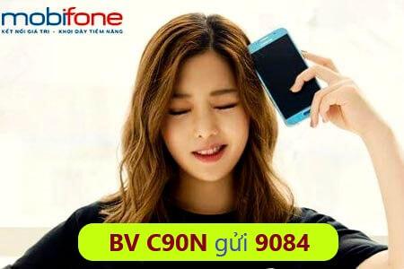 Đăng ký gói C90N của MobiFone ưu đãi tới 120 GB Data mỗi tháng