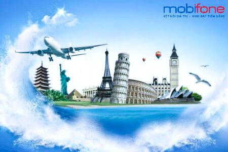Đăng ký gói cước chuyển vùng quốc tế Đông Dương MobiFone - Chỉ với 100.000đ/lần đăng ký