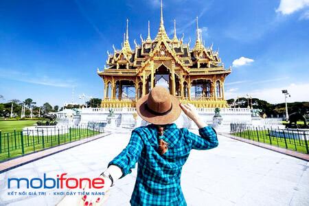 Các gói cước chuyển vùng quốc tế MobiFone khi đi Thái Lan thường được nhiều người đăng ký