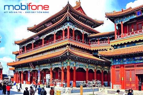 Đăng ký gói cước chuyển vùng quốc tế MobiFone khi đi Trung Quốc giá chỉ từ 100.000đ