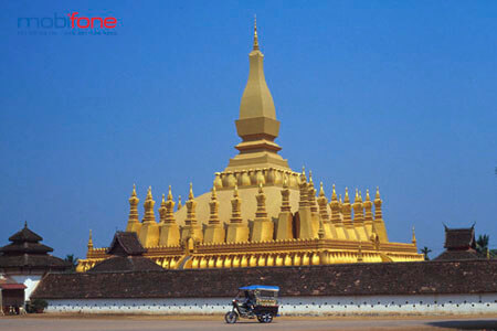 Đăng ký gói cước chuyển vùng quóc tế MobiFone tại Lào, thoải mái checkin không lo tốn tiền