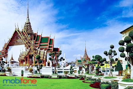 Đăng ký gói cước CVQT tại Thái Lan giá rẻ