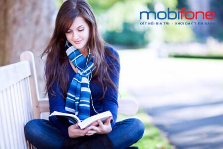 Bảng giá gói cước thuê bao trả trước MobiFone