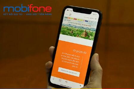 Cách kích hoạt ESIM MobiFone trên thiết bị Iphone