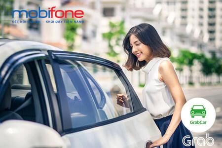 Đăng ký gói cước Grab MobiFone nhận nhiều ưu đãi