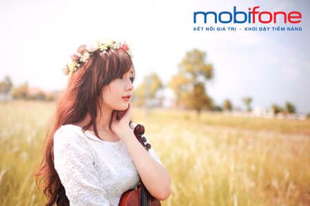 Đăng ký gói cước HP3 MobiFone chỉ 100k miễn phí 25 phút gọi quốc tế và 60 GB Data