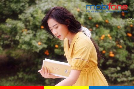 Cách đăng ký gói cước 21G6 MobiFone có ngay 6 tháng sử dụng