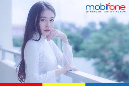 Sử dụng sim 3 khía lựa chọn đăng ký gói cước 6FIKA MobiFone