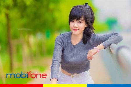 Đăng ký gói cước MFY399 Mobifone nhận 20GB, gọi miễn phí