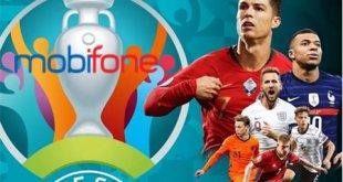 Đăng ký gói cước ON30 MobiFone xem EURO 2021 không giới hạn